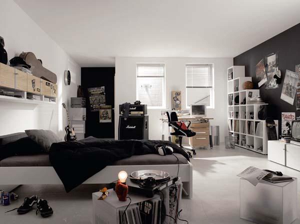 Connu Comment aménager une chambre d'ado OS84