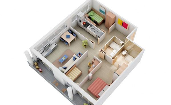 plan_maison _galaktik