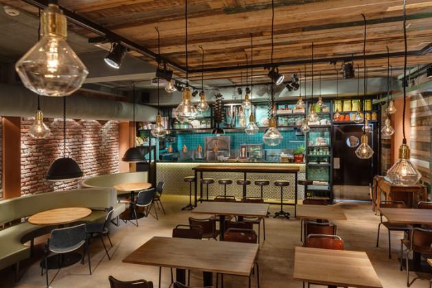restaurant aménagement