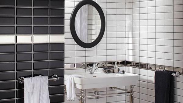 tendance d co 2015 le carrelage style m tro. Black Bedroom Furniture Sets. Home Design Ideas