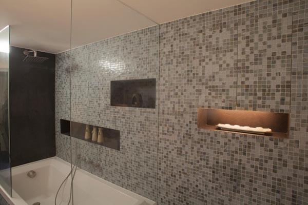 Optimiser l am nagement d une petite salle de bains for Optimiser une petite salle de bain
