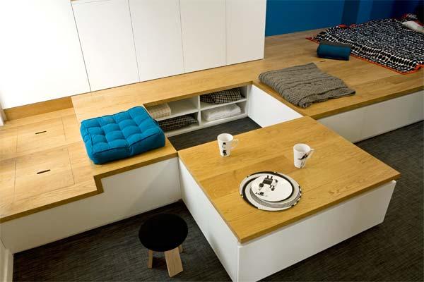 Les avantages des meubles sur mesure for Meuble avantage